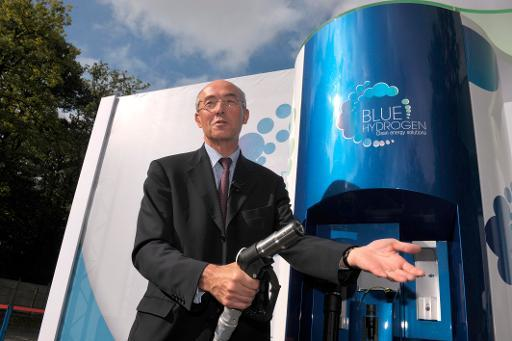 Air Liquide links with Toyota on fuel-cell stations