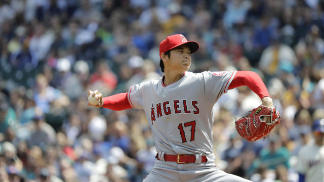 Shohei Ohtani considered Seattle a finalist for his services before signing with the division-rival Angels. (AP Photo)