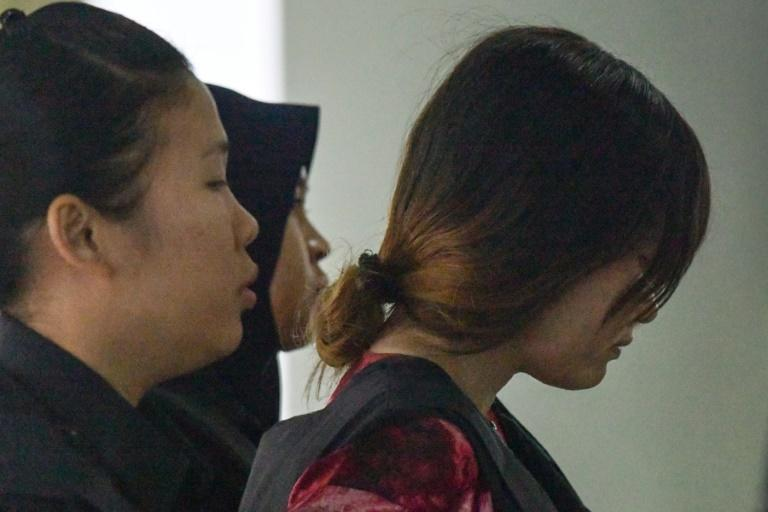 Vietnamese national Doan Thi Huong is one of two women on trial for their alleged role in the assassination of Kim Jong-Nam