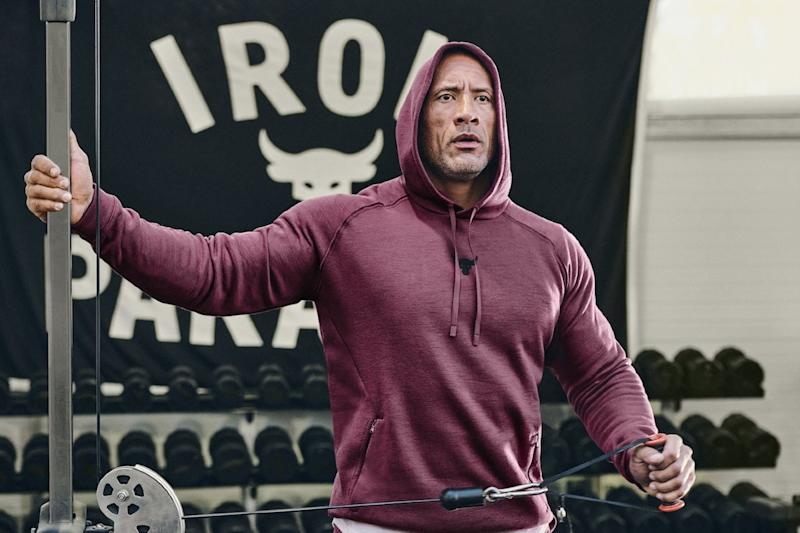 Dwayne 'The Rock' Johnson Rips Off his Own Security Gate with Bare Hands