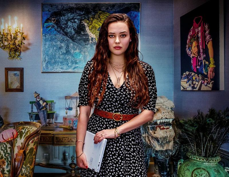 "Megan ""Meg"" Thrombey (Katherine Langford)"