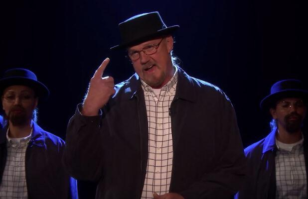 Trace Adkins Adds Lyrics to 'Breaking Bad' Theme Song in Time for 'El Camino' (Video)