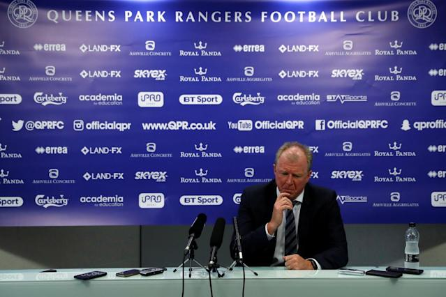 Steve McClaren targets Premier League return with QPR appointment