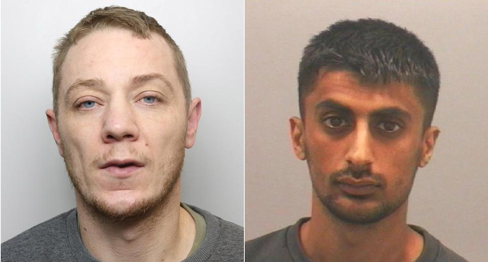Hamilton-Thomas and Memon have been jailed. (Reach)