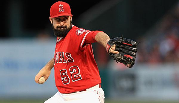 MLB: Saison-Aus für Angels-Pitcher Shoemaker