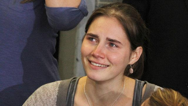 Amanda Knox Gets $4 Million Book Deal With HarperCollins