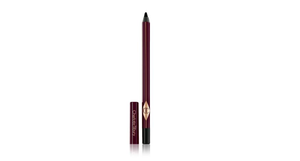 Charlotte Tilbury Rock n Kohl eyeliner in Bedroom Black