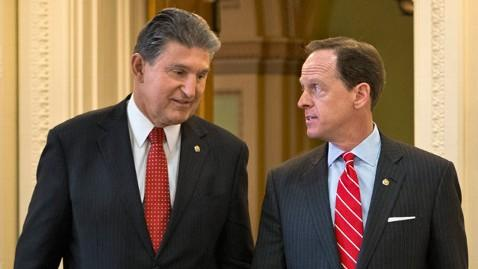 ap gun control manchin toomey lpl 130417 wblog The Beginning Of The End For Expanded Background Checks? (The Note)