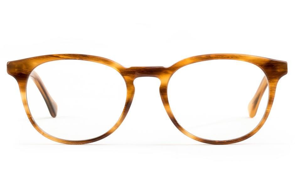 """<h2>Felix Gray Roebling Blue Light Blocking Glasses</h2><br><strong>Under $100</strong><br>Your pops is a hard-working man who still logs 10-hour days on his laptop despite his advancing age — you're not sure he is ever going to retire. He will appreciate — and actually really needs — a pair of blue-light blocking glasses to protect his peeper's from the screen's glare.<br><br><em>Shop <strong><a href=""""https://felixgray.com/"""" rel=""""nofollow noopener"""" target=""""_blank"""" data-ylk=""""slk:Felix Gray"""" class=""""link rapid-noclick-resp"""">Felix Gray</a></strong></em><br><br><strong>Felix Gray</strong> Roebling Glasses, $, available at <a href=""""https://go.skimresources.com/?id=30283X879131&url=https%3A%2F%2Ffelixgray.com%2Feyeglasses%2Froebling%2Famber-toffee"""" rel=""""nofollow noopener"""" target=""""_blank"""" data-ylk=""""slk:Felix Gray"""" class=""""link rapid-noclick-resp"""">Felix Gray</a>"""