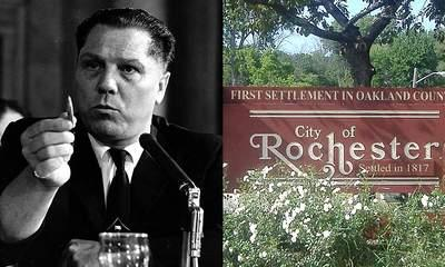 Jimmy Hoffa 'Buried In Detroit' Says Mob Boss