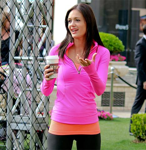 Desiree Hartsock Films Group Date for The Bachelorette: Picture