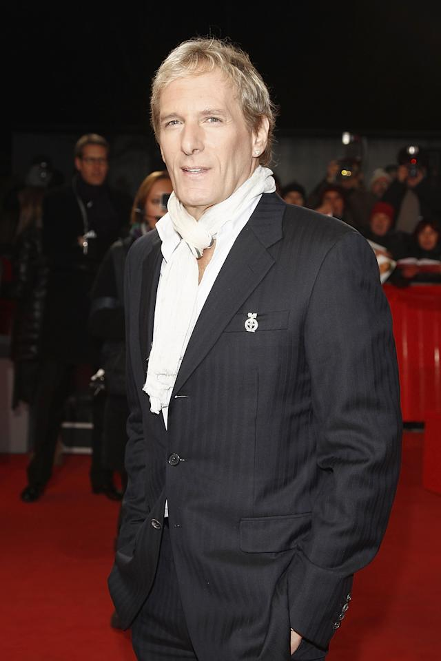 BERLIN, GERMANY - FEBRUARY 04:  Michael Bolton attends the 47th Golden Camera Awards at the Axel Springer Haus on February 4, 2012 in Berlin, Germany.  (Photo by Andreas Rentz/Getty Images)