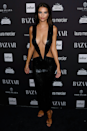 """<p>Emily Ratajkowski took the plunging neckline to J.Lo levels with this NSFW naked dress at the <a href=""""https://www.cosmopolitan.com/uk/fashion/celebrity/news/g4652/celebrity-outfits-harpers-bazaar-icons-party/?slide=10"""" rel=""""nofollow noopener"""" target=""""_blank"""" data-ylk=""""slk:2016 Harper's BAZAAR Icons Party"""" class=""""link rapid-noclick-resp"""">2016 Harper's BAZAAR Icons Party</a>.</p>"""