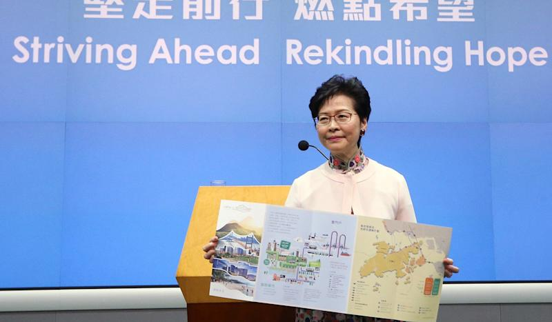 Hong Kong, Shenzhen multibillion-dollar land reclamation plans may be on collision course