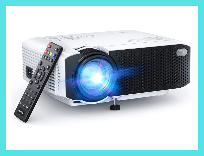 Get this Apeman Mini Projector for just $72. (Photo: Apeman)
