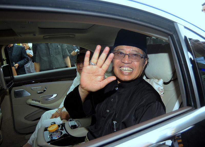 Sarawak CM uses divine judgment to warn against corruption