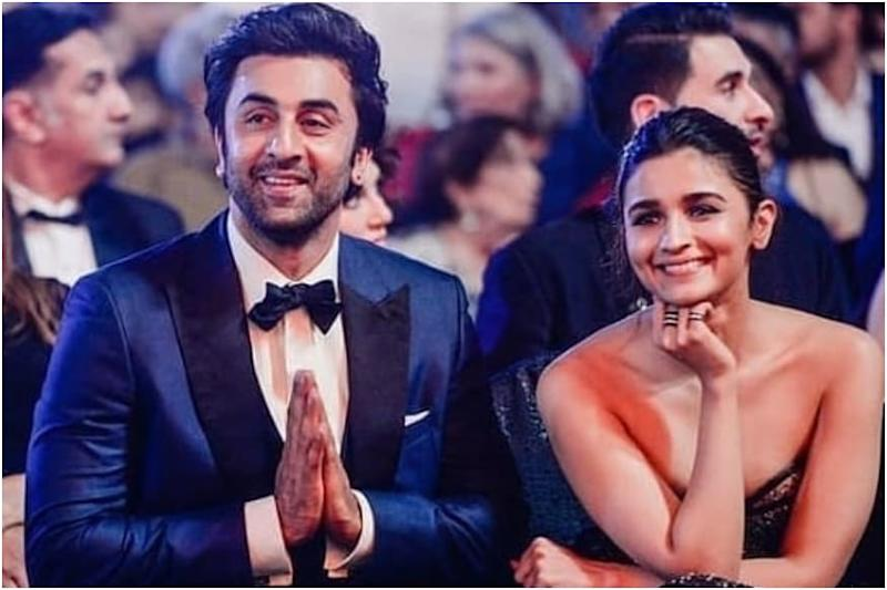 Ranbir Kapoor Was Indeed A Part of Alia Bhatt's Birthday Celebrations, Even Baked A Cake For Her