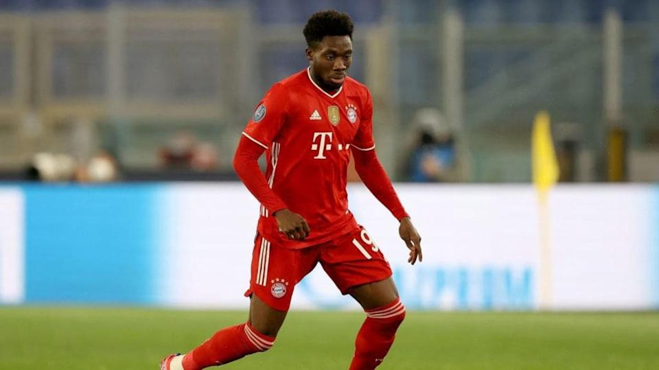 Alphonso Davies | Alexander Hassenstein/Getty Images