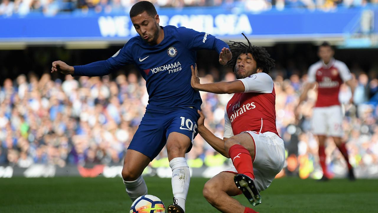 Chelsea fans should finally see Eden Hazard start a game in 2017-18 against Nottingham Forest, Antonio Conte has revealed.