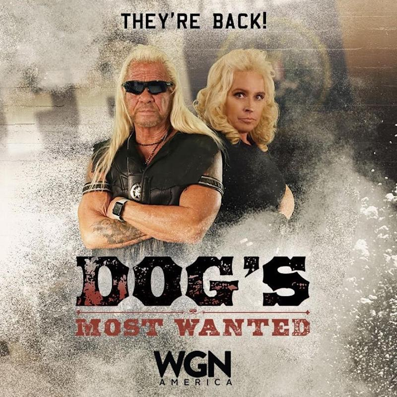 Cops probe report of 'Dog the Bounty Hunter' firm burglary