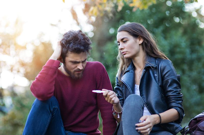 Should dads be given the option to opt-out of parenting after an unwanted pregnancy? [Photo: Getty]