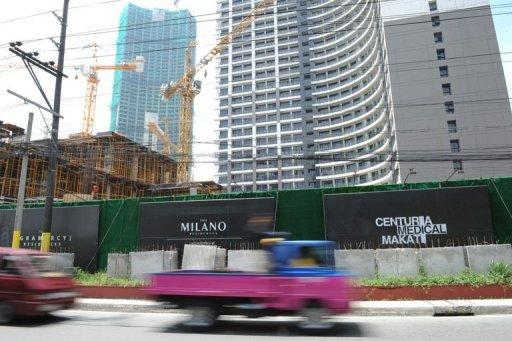 Property boom transforming Philippine skylines