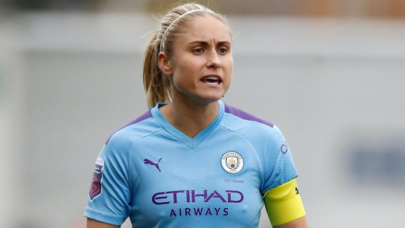Steph Houghton and Fran Kirby confirm both clubs will take knee at Wembley