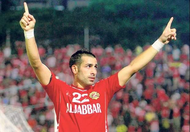 Fans may have seen the last of Mohammed Ghaddar in the country, but the Lebanese striker only has good memories of his time in the Malaysian league.