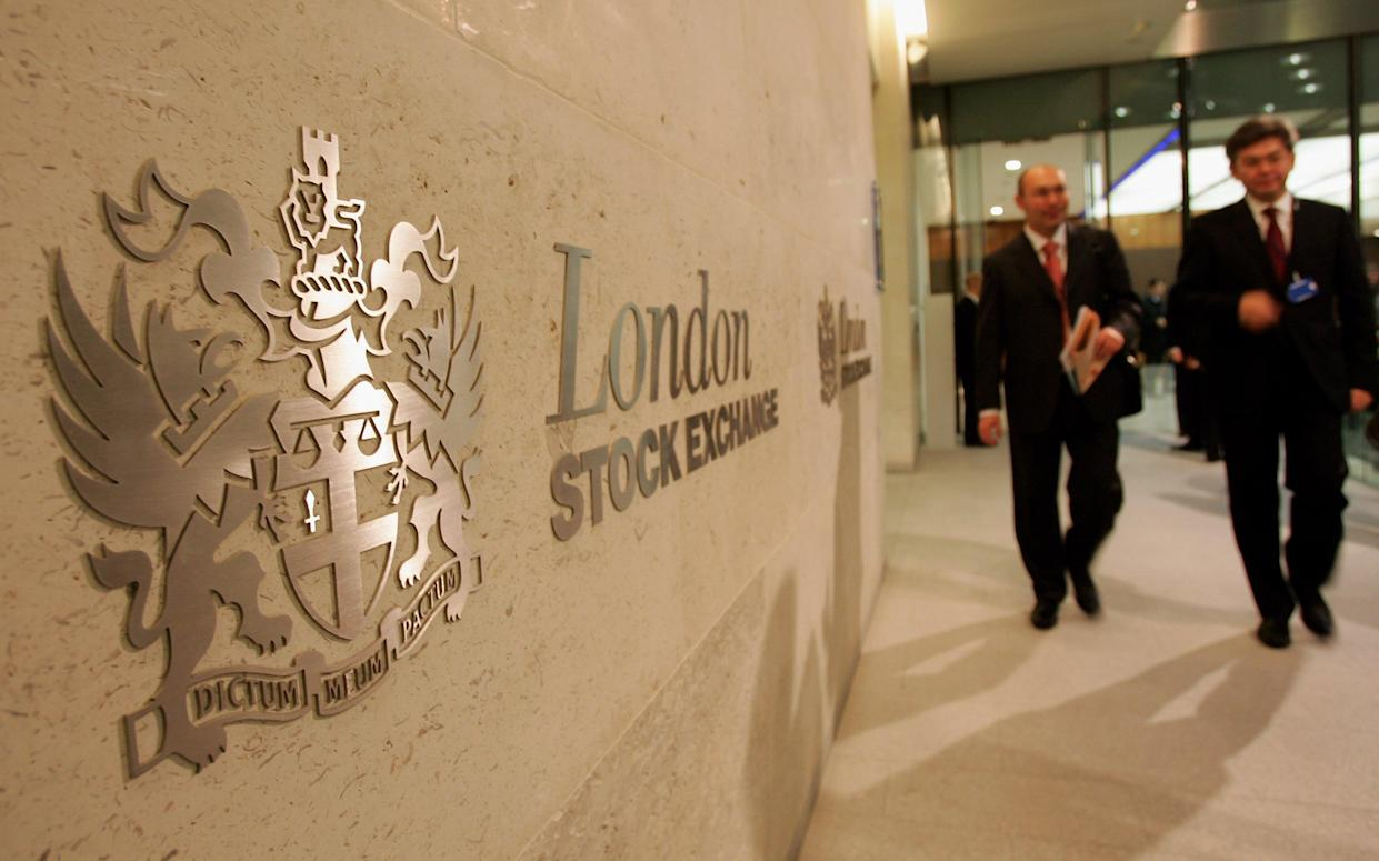 The London Stock Exchange had rejected HKEX offer saying it had fundamental flaws. Photo: Scott Barbour/Getty Images
