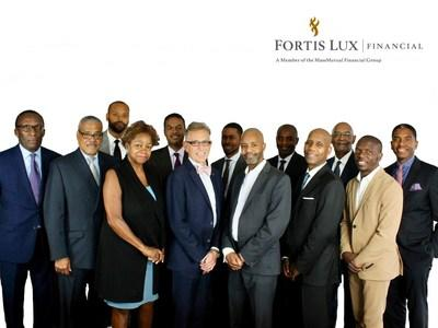 Fortis Lux, shining a light on the financial future of the African American community.
