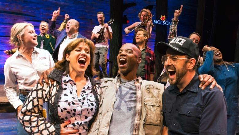 Come From Away making the musical leap to Europe