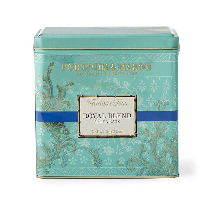 "<p><strong>Fortnum & Mason</strong></p><p>williams-sonoma.com</p><p><strong>$34.95</strong></p><p><a href=""https://go.redirectingat.com?id=74968X1596630&url=https%3A%2F%2Fwww.williams-sonoma.com%2Fproducts%2Ffortnum-and-mason-royal-blend-tea&sref=https%3A%2F%2Fwww.townandcountrymag.com%2Fstyle%2Fhome-decor%2Fg33933277%2Fcozy-gifts%2F"" rel=""nofollow noopener"" target=""_blank"" data-ylk=""slk:Shop Now"" class=""link rapid-noclick-resp"">Shop Now</a></p><p>Upgrade your BFF's tea time by gifting her a classic tin of a Meghan Markle-approved blend.</p>"