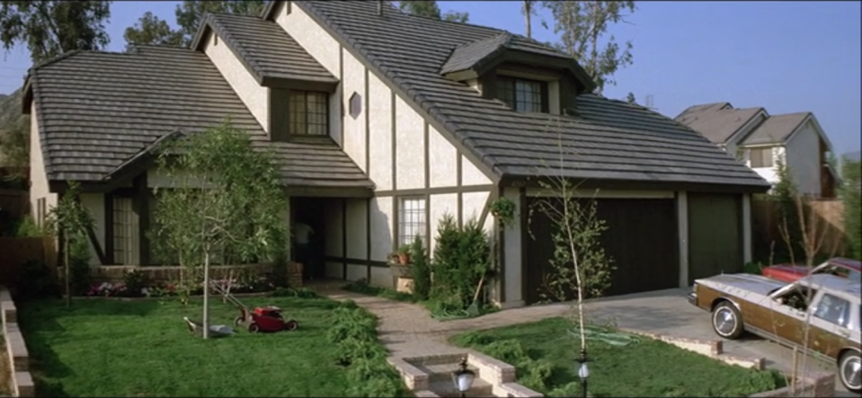 <p>The 1982 thriller film set around the Freeling family used a real house on a quite street in California. Today, the house looks almost identical to when it was used in the movie. Not surprisingly, the house gets quite a few visitors so if you choose to visit, just remember to be respectful. <br> <br>4267 Roxbury St Simi Valley, CA 93063</p>