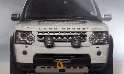 Jaguar Land Rover Launches China Expansion