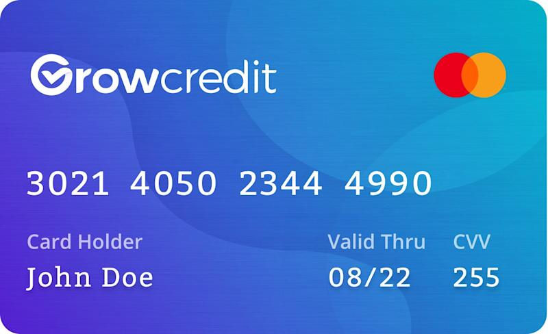 GrowCredit Card