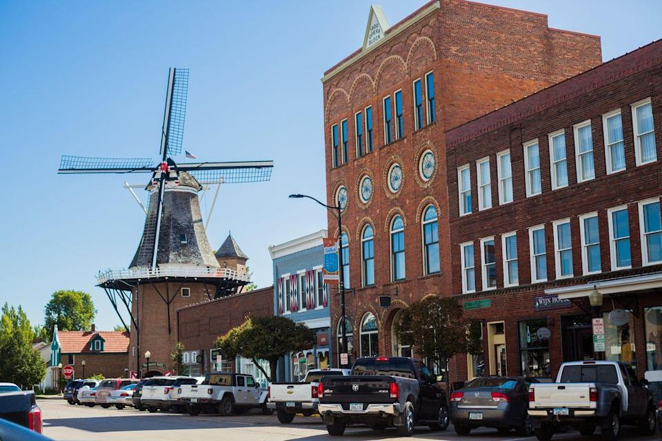 <p>Pella, Iowa, another historically Dutch settlement, brings a little bit of Solvang to the Midwest. </p>