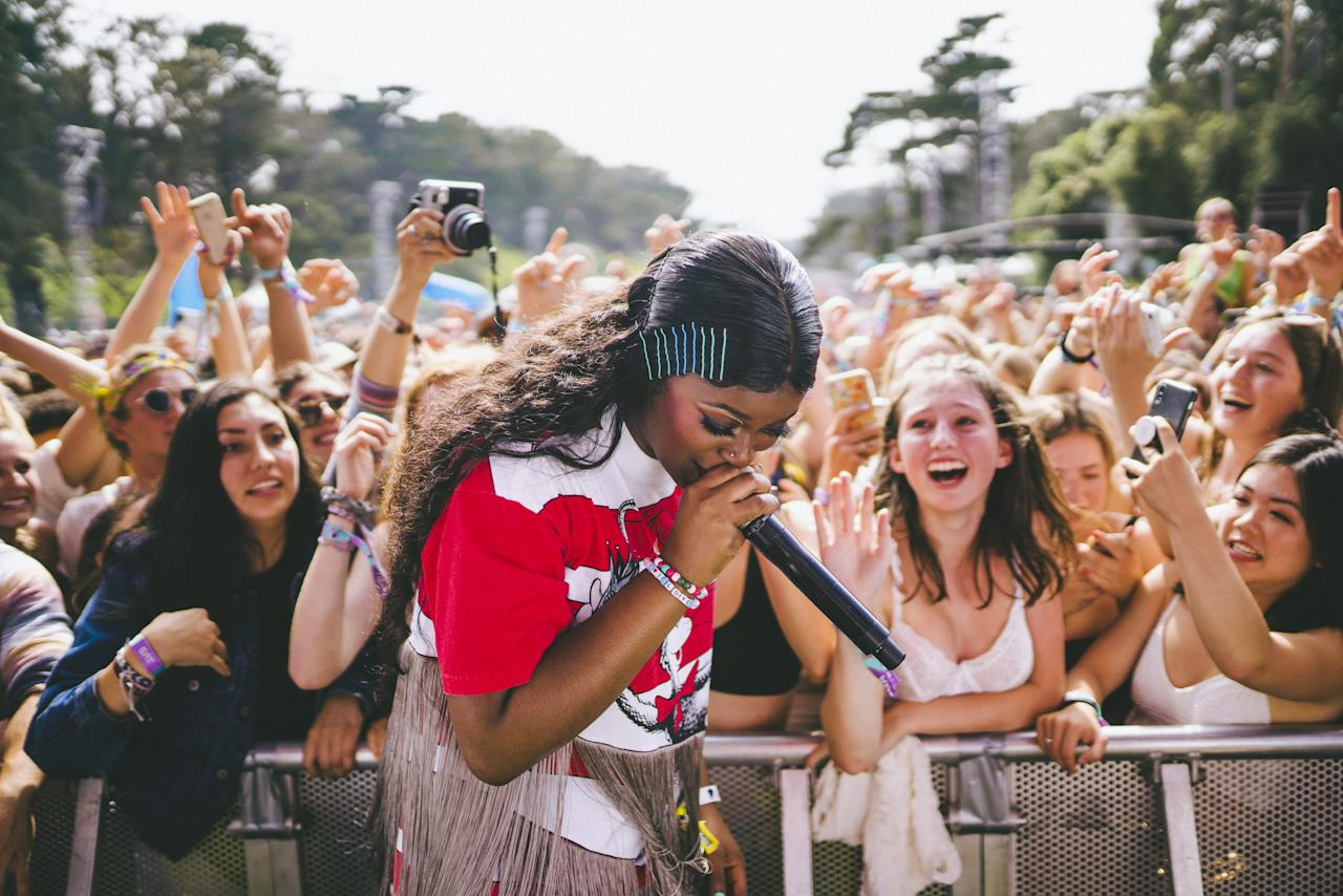 Tierra Whack brought Whack World to San Francisco with an epic performance.