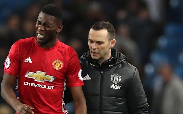 <span>Timothy Fosu-Mensah will be ruled out for the season</span> <span>Credit: PA </span>