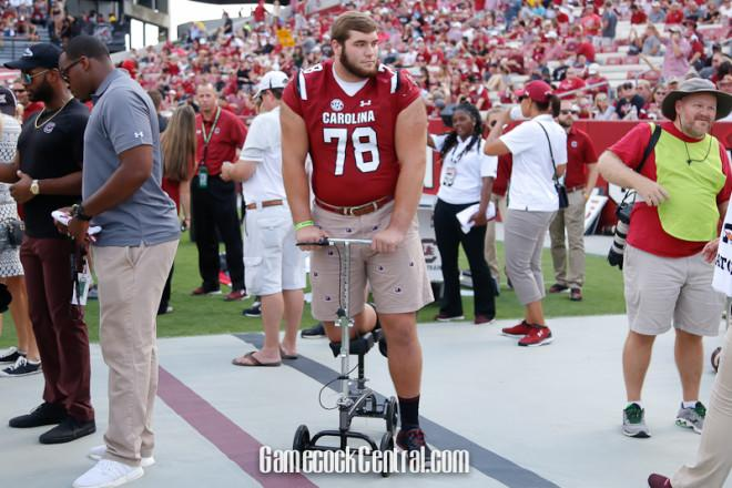 newest f5b20 805a5 Injury update: Zack Bailey has best chance to play Saturday ...