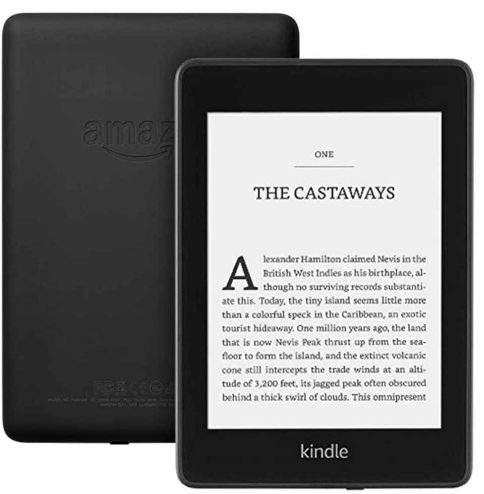 Amazon Paperwhite Kindle. (PHOTO: Amazon)