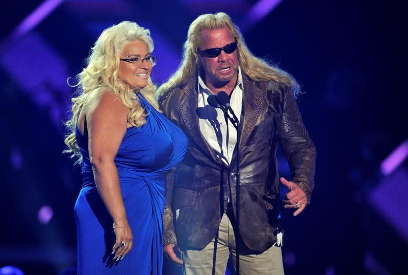 Beth Chapman, who co-starred with her husband on the Dog the Bounty Hunter reality TV show has died of cancer.