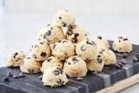 """<p>From cookie dough fat bombs to chocolate walnut fat bombs and pecan pie fat bombs, we can't decide which of these easy keto fat bomb recipe is our favorite. There are even savory options! Now you'll never run out of ways to make fat bombs. For more keto-friendly recipes, check out these <a href=""""https://www.delish.com/cooking/g4798/easy-keto-diet-dinner-recipes/"""" rel=""""nofollow noopener"""" target=""""_blank"""" data-ylk=""""slk:easy keto dinners"""" class=""""link rapid-noclick-resp"""">easy keto dinners</a>.</p>"""