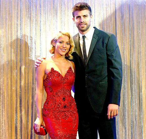 Shakira Gives Birth? Boyfriend Gerard Pique Pulls Prank on Twitter