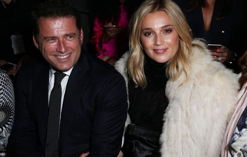 Karl is reportedly considering starting a family with girlfriend Jasmine Yarbrough. Source: MATRIXPICTURES.COM.AU