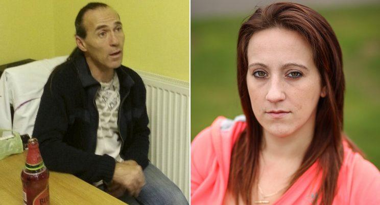 Raymond first abused Layla when she was just seven-years-old (SWNS)