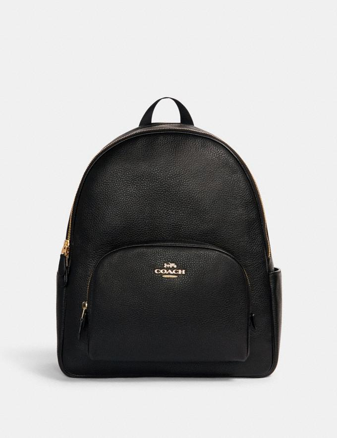 Large Court Backpack- Coach Outlet