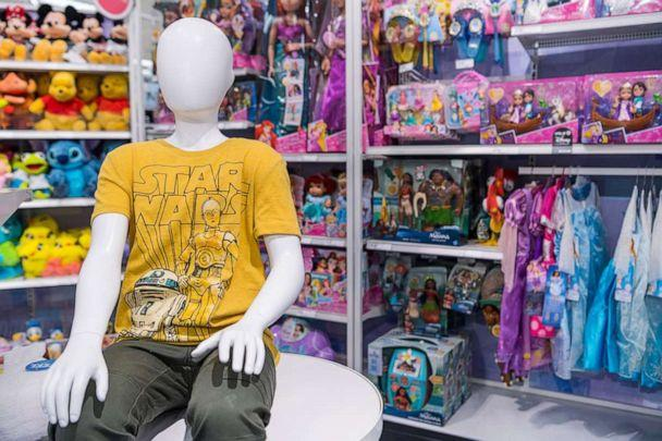 PHOTO: Disney Store at Target is latest 'shop-in-shop' collaboration at 25 Target stores nationwide. (Target)
