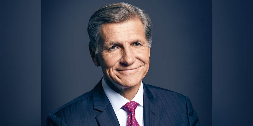 5) Marc Pritchard, Chief Brand Officer, Procter & Gamble. Photo: Procter & Gamble