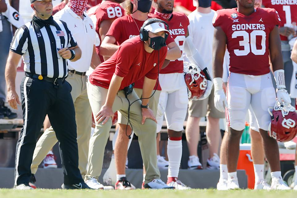 Oklahoma coach Lincoln Riley might need some control over personnel to make the leap to the NFL.