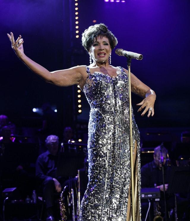 Shirley Bassey at Roundhouse – London